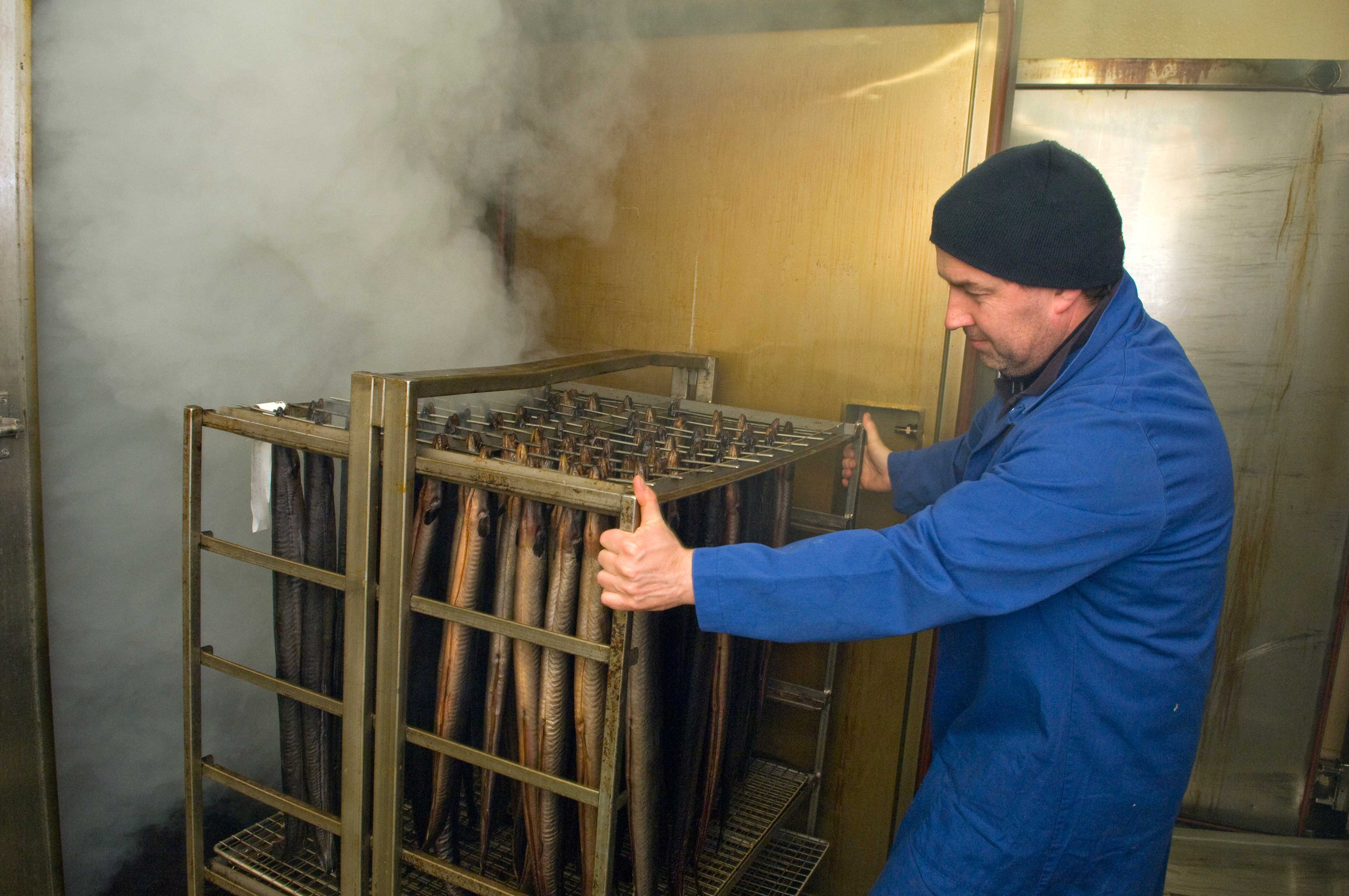 Ukas specialist west country fish producer leads the way for What does it mean when your sperm smells like fish