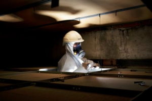 Lucion Environmental asbestos inspection