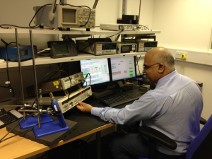 Amrat Patel Lab Manager at ANV Measurement Systems