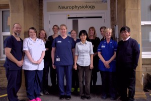 Calderdale & Huddersfield NHS FT Nuero Physiology Team