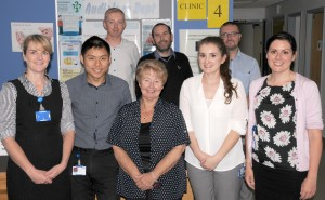 AINTREE AUDIOLOGY TEAM