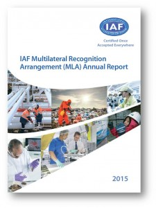 IAF MLA Annual Report 2015