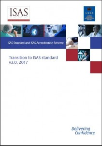 ISAS Transition Brochure image