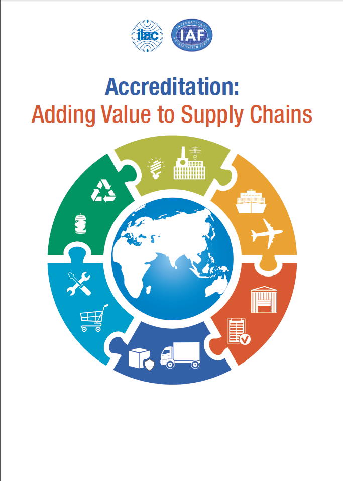 Accreditation-adding value to the supply chain